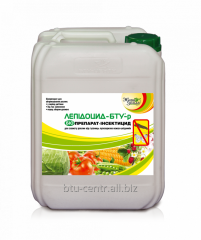 LEPIDOTsID-BTU - bioinsecticide for protection of