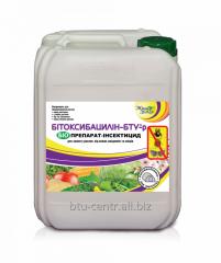 БИТОКСИБАЦИЛИН-БТУ - биоинсектицид для защиты
