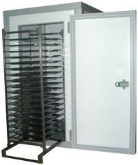 Refrigerator (shock freezing)