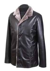 Man's sheepskin coat man's to buy Model