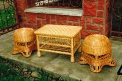 Столик со стульями № 220