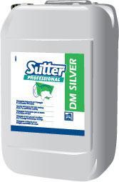 Жидкий бесфосфатный стиральный порошок DM SILVER