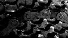 Chains are drive toothed. Type 1. With one-sided
