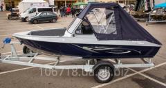 Лодка FINVAL 505  с трейлером и мотором Mercury 115