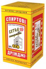 Дрожжи Львовские прессованные Спиртовые 1кг