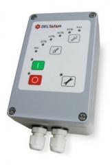 Регулятор оборотів для вентиляторів SPA