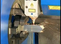 Otomatik boru ve profil kesme makinası