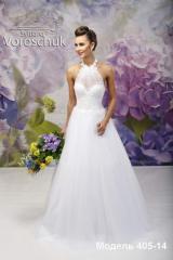 Wedding dress, model 405 SALE