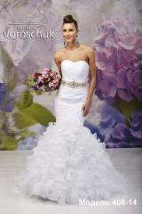 Wedding dress, model 408