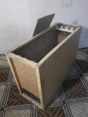 ящик для пчелопакета в сборе или комплект