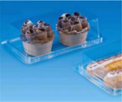 Packaging of Traitipack for cakes and XBSA rolls