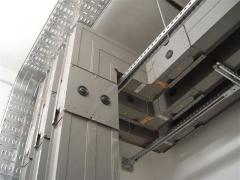 Шинопроводи виробництва BBI Electric (Італія).