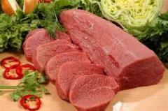 Продажа мясной продукции.