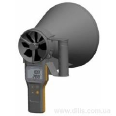 Anemometer analyzer/CO2 meter / thermohygrometer