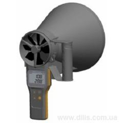 Anemometer analyzer/CO2 meter / thermohygrometer with the WBT index - AZ-8919