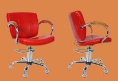 مصفف الشعر الكراسي