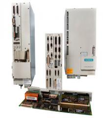 Промышленная электроника фирмы Siemens для станков