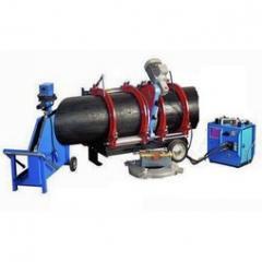 Аппарат для стыковой сварки AL-500 Turan Makina