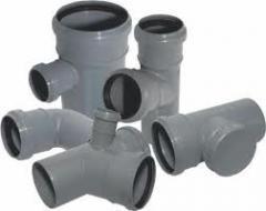 Трубы и шланги канализационные