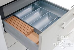 Moovit drawer