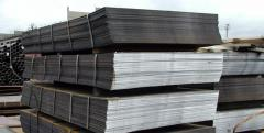 Steel hot-rolled sheets, Hire steel hot-rolled