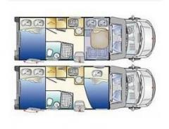 Автодома Rimor. Модель Europeo 87 Plus