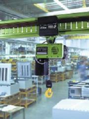 Chain hoists electric