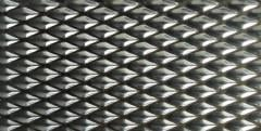 Steel sheets with a rhombic corrugation to buy