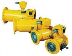Gas counter turbine G1000 LG-K-150-Ekh 1:30