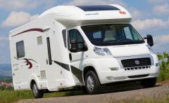 Eura Mobil mobile houses, Profila RS 660 HB model