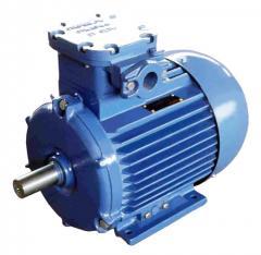 Трехфазные асинхронные электродвигатели VEM motors