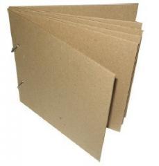 Binding Cardboard of KS-1, KS-2, 1,5mm, 2 mm.