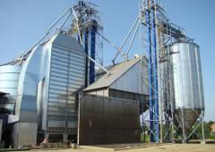Grain dryers in Ukraine