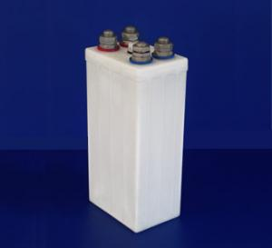 Accumulators nickel - KN, cadmium for locomotives