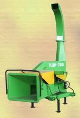 Измельчитель древесины навесной ПДН-200
