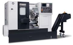 GOODWAY lathe of fashions. GLS-1500 with ChPU
