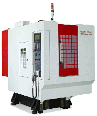 Thread-cutting multi-purpose machines of the vertical AKIRA-SEIKI type PC and RMV series