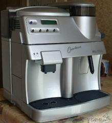 Simple and practical Saeco Vienna Digital coffee