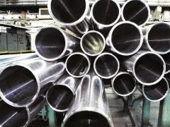Pipes seamless of heat resisting alloys, Pipes