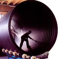 Pipes of big diameter, Pipe of big diameter with