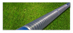 Borehole wire mesh filter