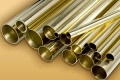 Pipes are brass, Pipes brass from the producer,