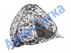 The tent for winter fishing (automatic machine),