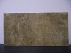 Travertine dark-beige