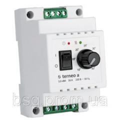 Терморегулятор terneo a (DINstat 16A)