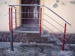 Entrance ladders
