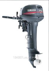 Yamaha 15FMHS engine