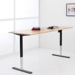 Office table regulated on height 47-7C176