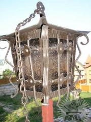 Shod lamps