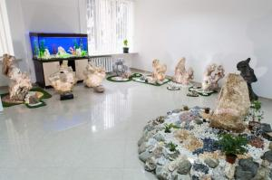 Falls are decorative